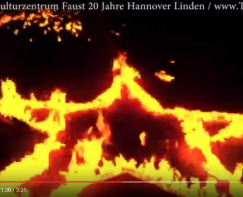 20 Jahre Faust Hannover Feuerstern
